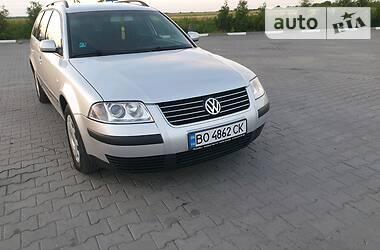 Volkswagen Passat B5 2002 в Бучаче