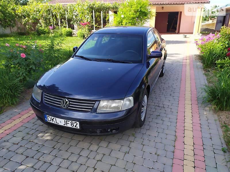 Volkswagen Passat B5 Tdi