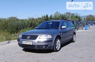 Volkswagen Passat B5 2002 в Иршаве
