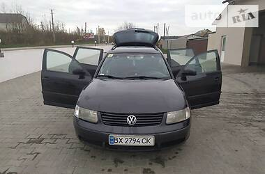 Volkswagen Passat B5 1999 в Дунаевцах