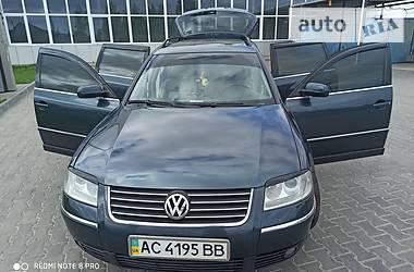 Volkswagen Passat B5 2003 в Любомле