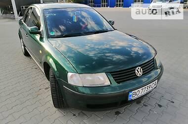 Седан Volkswagen Passat B5 1999 в Тернополі