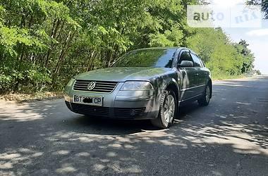 Седан Volkswagen Passat B5 2003 в Голой Пристани