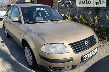 Седан Volkswagen Passat B5 2003 в Звенигородке