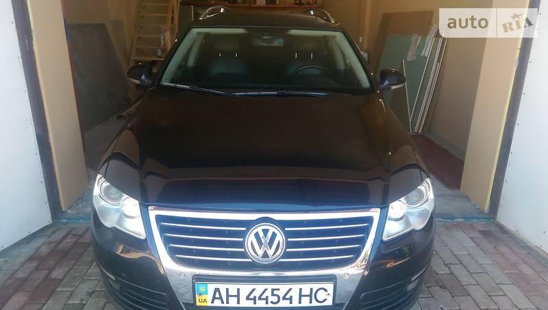 Volkswagen Passat 2008 року в Донецьку