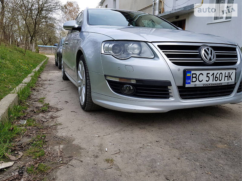 Volkswagen Passat B6 2010 в Дрогобичі