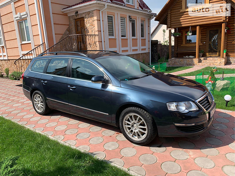 Volkswagen Passat 2007 года в Ровно