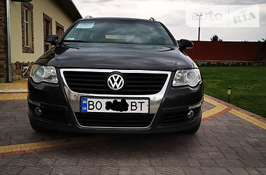 Volkswagen Passat B6 2009 в Тернополе