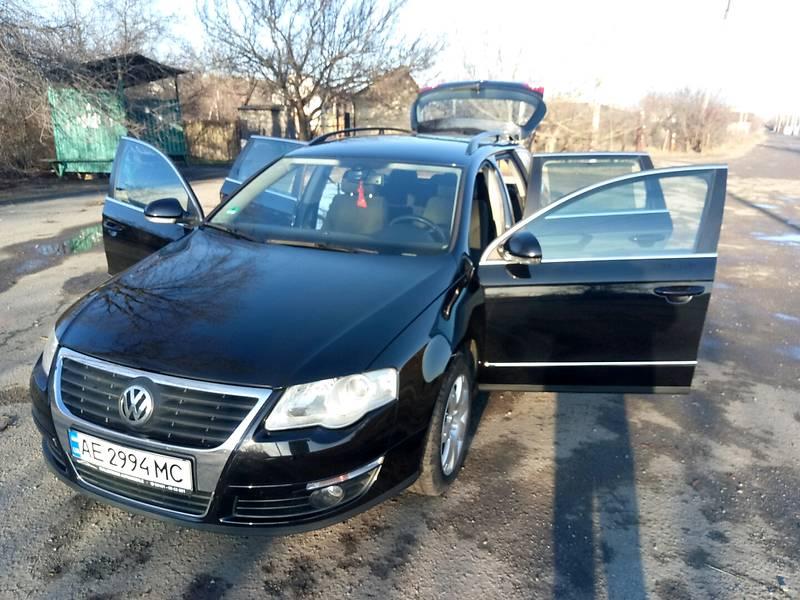 Volkswagen Passat B6 2006 в Днепре