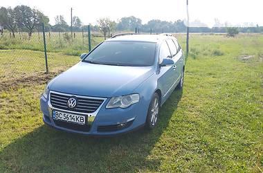 Универсал Volkswagen Passat B6 2006 в Жовкве