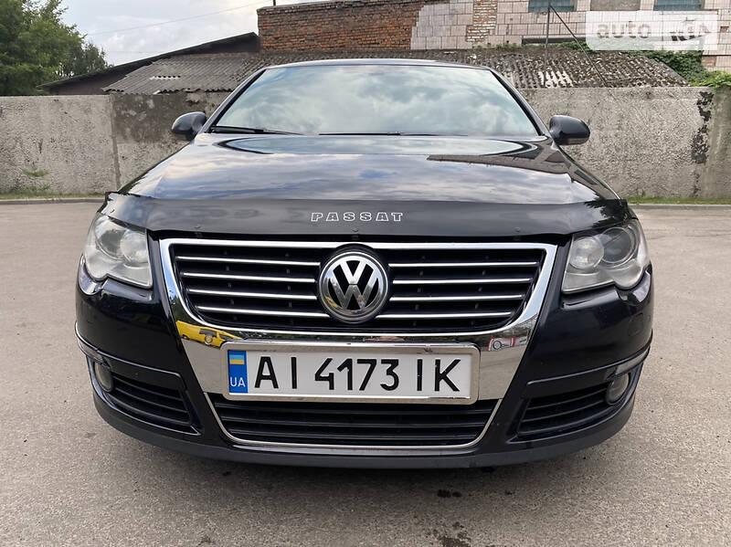 Volkswagen Passat B6 6