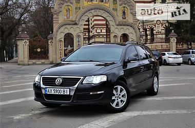 Универсал Volkswagen Passat B6 2006 в Харькове