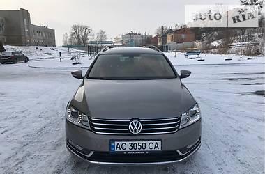 Volkswagen Passat B7 Webasto 2012