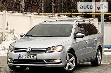 Volkswagen Passat B7 2.0 2014