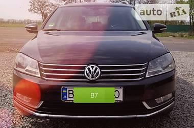 Volkswagen Passat B7 2011 в Гайвороне