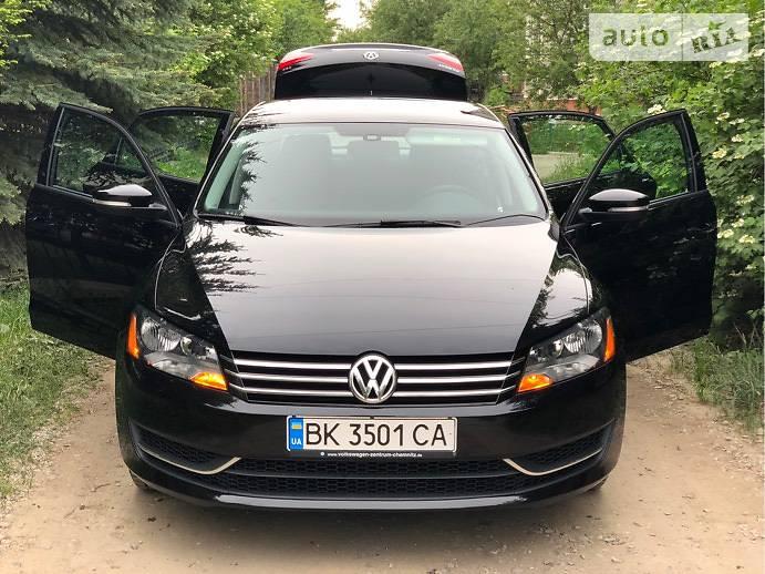Volkswagen Passat B7 2014 в Богородчанах