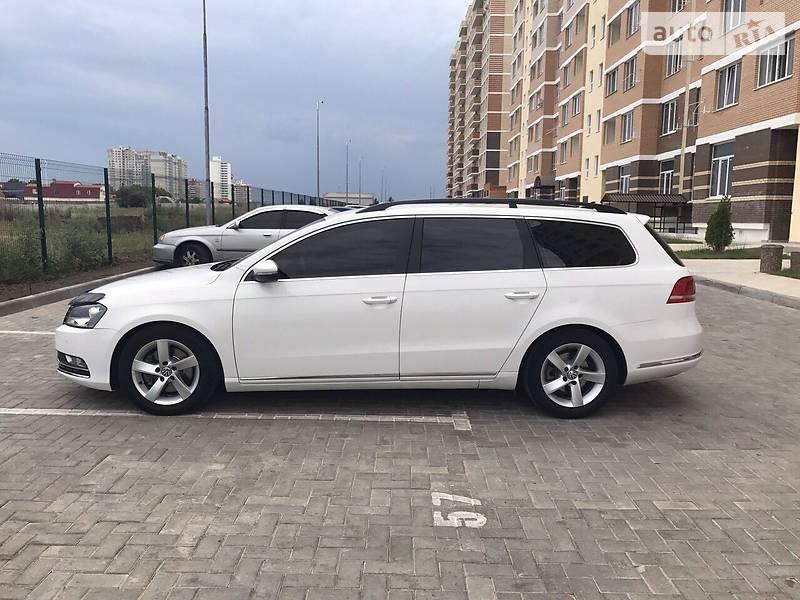 Volkswagen Passat B7 2013 в Черноморске