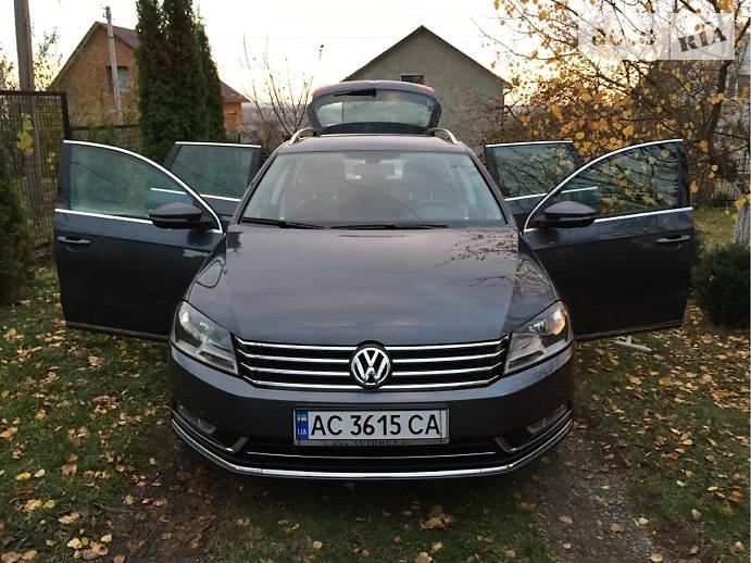 Volkswagen Passat B7 2013 в Хмельницком