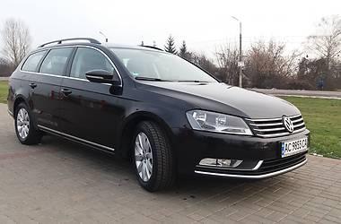 Volkswagen Passat B7 2013 в Нововолынске