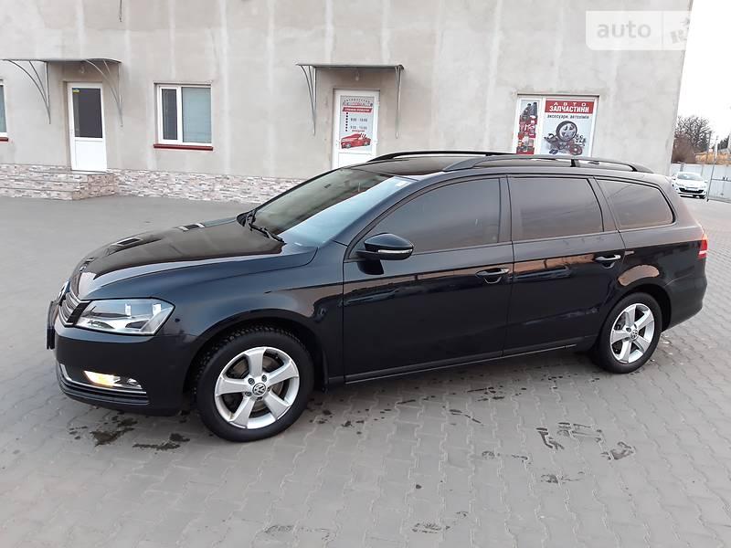 Volkswagen Passat 2012 року в Луцьку
