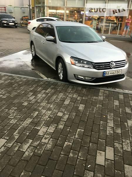 Volkswagen Passat 2013 года в Кропивницком (Кировограде)