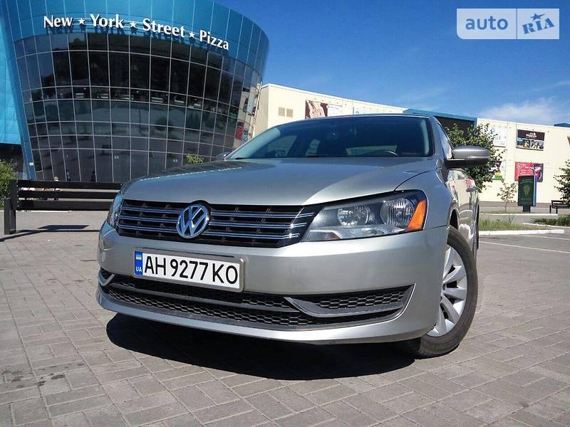 Volkswagen Passat 2014 года в Донецке