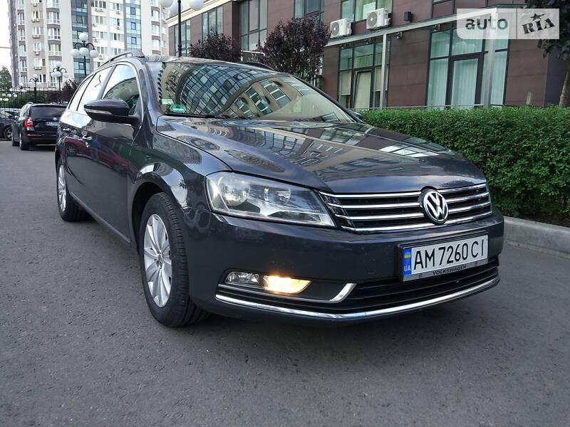 Volkswagen Passat 2011 року в Києві