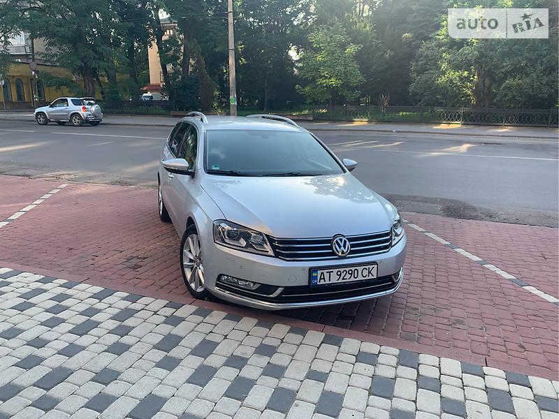 Volkswagen Passat 2013 року в Івано-Франківську