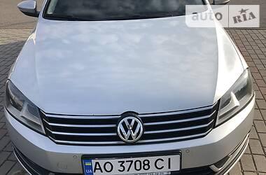 Volkswagen Passat B7 2012 в Тячеве
