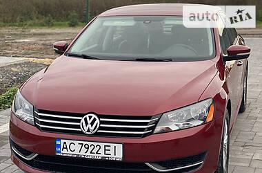 Volkswagen Passat B7 2015 в Нововолынске
