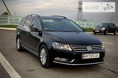 Volkswagen Passat B7 2012 в Новограде-Волынском