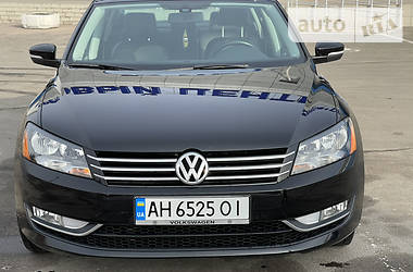 Volkswagen Passat B7 2015 в Мариуполе