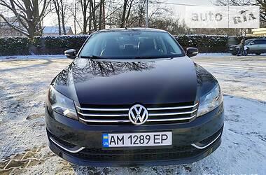 Volkswagen Passat B7 2014 в Житомире