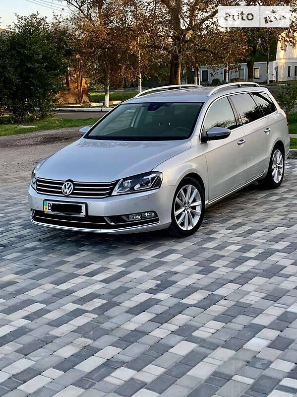 Volkswagen Passat B7 2014 в Скадовске