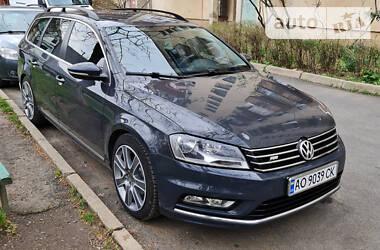 Volkswagen Passat B7 2014 в Ужгороде