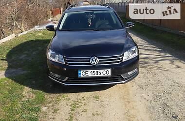 Volkswagen Passat B7 2011 в Черновцах