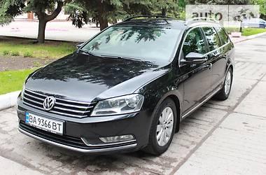 Универсал Volkswagen Passat B7 2014 в Кропивницком