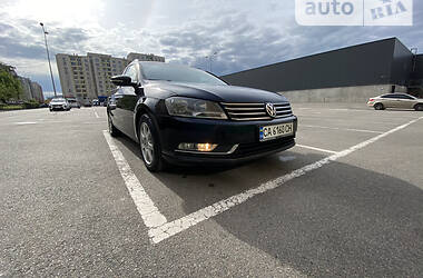 Унiверсал Volkswagen Passat B7 2013 в Черкасах