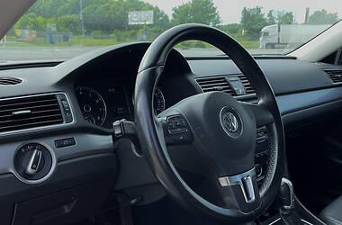 Седан Volkswagen Passat B7 2014 в Полтаве