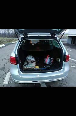 Универсал Volkswagen Passat B7 2011 в Львове
