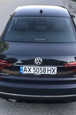 Седан Volkswagen Passat B7 2017 в Харькове