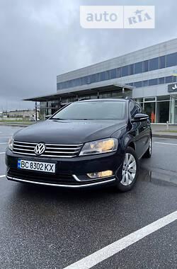 Унiверсал Volkswagen Passat B7 2010 в Львові
