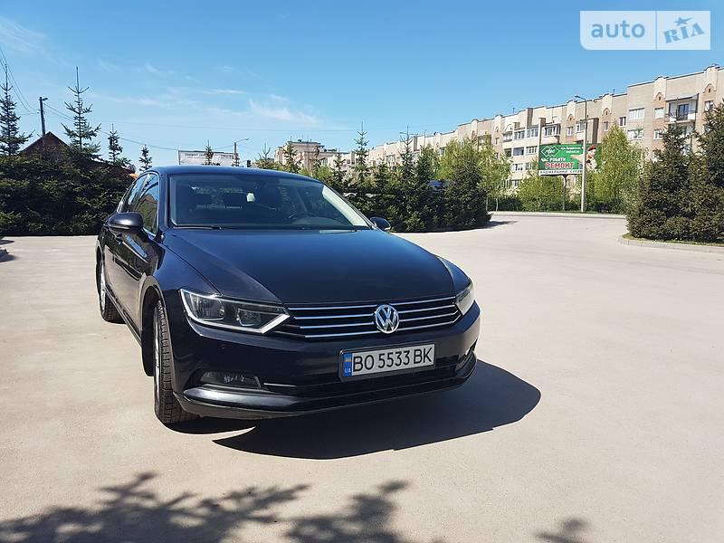 Volkswagen Passat B8 2016 в Тернополе
