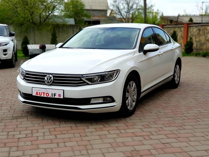 Volkswagen Passat 2016 року в Івано-Франківську