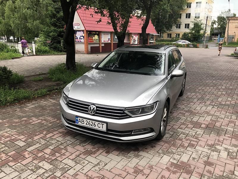 Volkswagen Passat 2015 года в Виннице