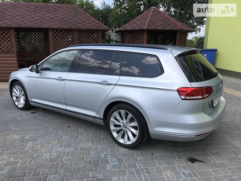 Volkswagen Passat 2015 року в Івано-Франківську