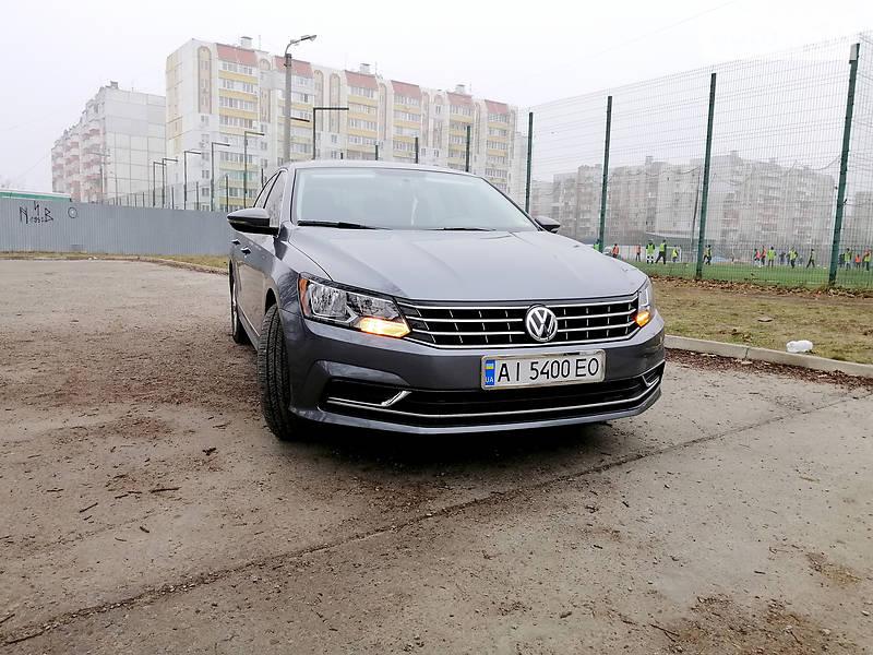 Volkswagen Passat B8 2017 в Белой Церкви