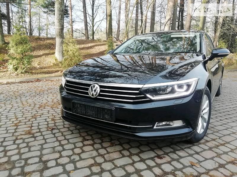 Volkswagen Passat B8 2016 в Трускавце