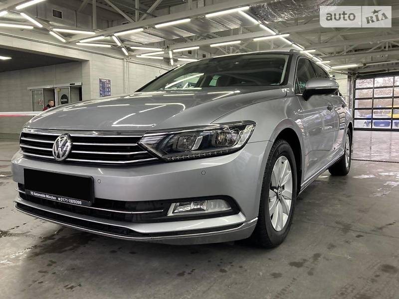 Volkswagen Passat B8 HIGHLINE ActiveDispl