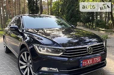 Седан Volkswagen Passat B8 2017 в Луцке